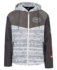 Men's Blocked Remix Windbreaker