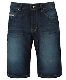 Men's Relaxed Denim Short