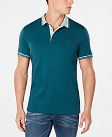 Men's Liquid Cotton Greenwich Polo Shirt