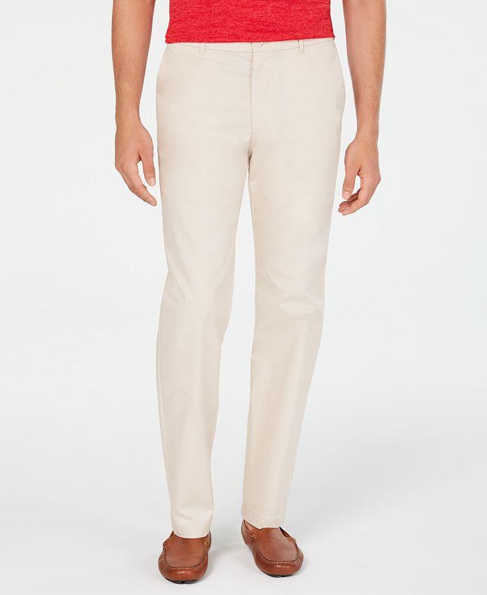 Alfani - Men's Classic-Fit Chino Pants