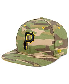 Pittsburgh Pirates Blockade Strapback Cap