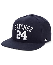 '47 Brand Gary Sanchez New York Yankees Player Snapback Cap