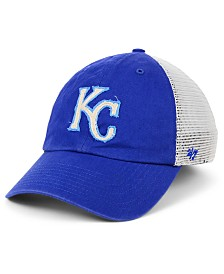 '47 Brand Kansas City Royals Stamper Mesh CLOSER Cap