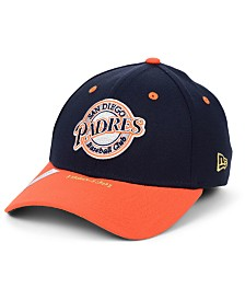 New Era San Diego Padres Timeline Collection 39THIRTY Cap