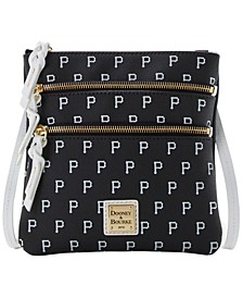 Pittsburgh Pirates North South Triple Zip Purse