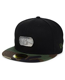 New Era Baltimore Orioles Dog Tag 59FIFTY-FITTED Cap