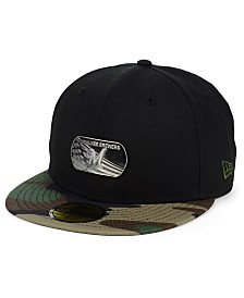 New Era Milwaukee Brewers Dog Tag 59FIFTY-FITTED Cap