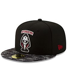 Fayetteville Woodpeckers Theme Nights 59FIFTY Fitted Cap