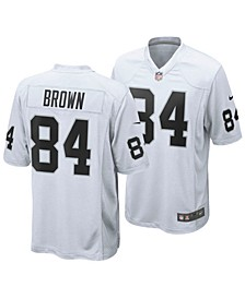 Men's Antonio Brown Oakland Raiders Game Jersey