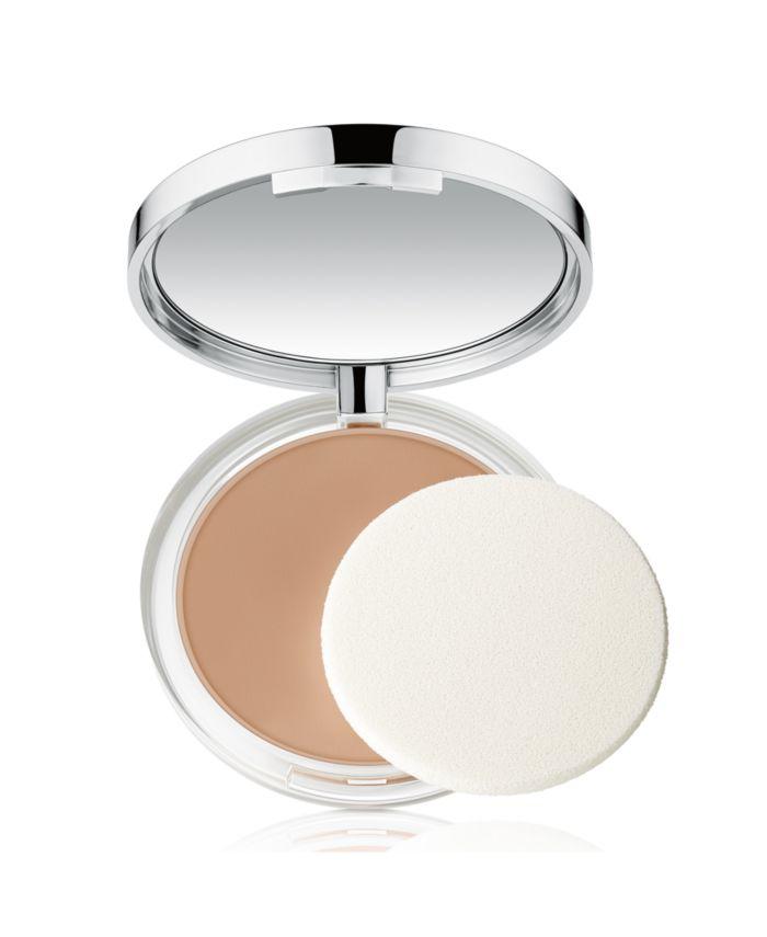 Clinique Almost Powder Makeup Broad Spectrum SPF 18, 0.35-oz. & Reviews - Foundation - Beauty - Macy's