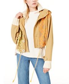 Free People Reno Knit Jacket