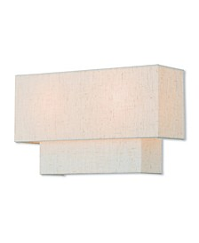 Claremont 2-Light Small Wall Sconce