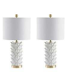 Safavieh Nico Set of 2 Table Lamp