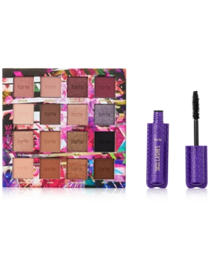 Tarte 2-Pc. Glamazon Colors Eye Set, Created for Macy's