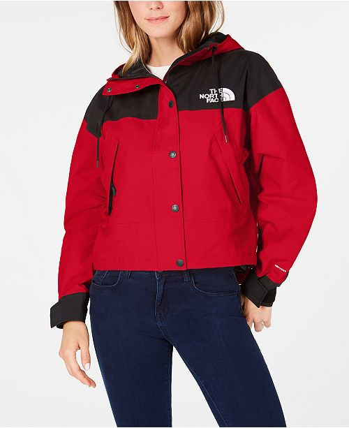 The North Face Women's Reign On Colorblocked Hooded Jacket