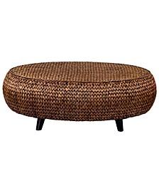 Bali Breeze Oval Coffee Table