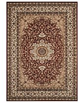 CLOSEOUT! KM Home Rugs, Princeton Ardebil Red