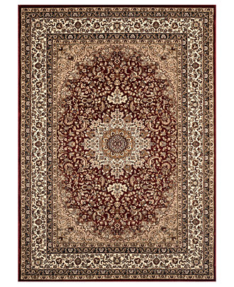 Kenneth Mink Area Rug Princeton Ardebil Red 7 10 Quot X 10 2 Quot