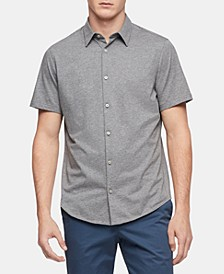 Men's Cotton Button Down Shirt
