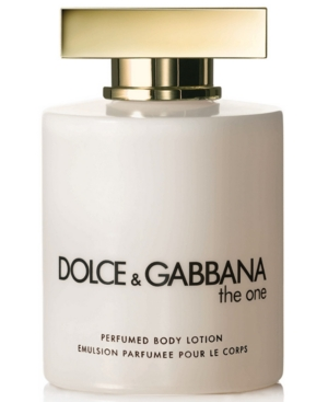 Dolce & Gabbana The One Perfumed Body Lotion, 6.7 oz
