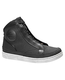 Harley-Davidson Vardon Men's Motorcycle Riding Hi Top Sneaker
