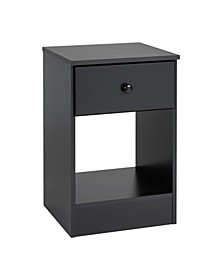 Astrid Tall 1-Drawer Nightstand
