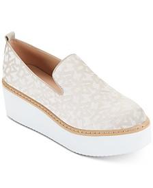 DKNY Bari Platform Sneakers, Created for Macy's