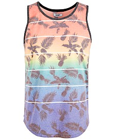 Multicolor Pineapple Men's Tank