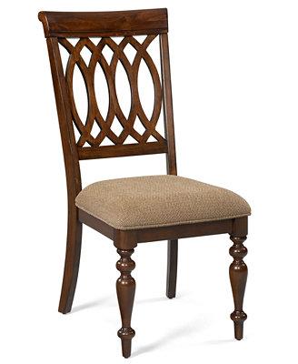 Crestwood Dining Room Furniture Side Chair Furniture