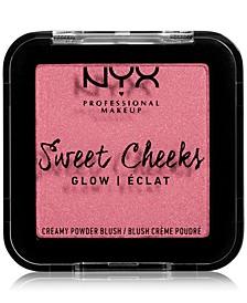 Sweet Cheeks Creamy Powder Glow Blush
