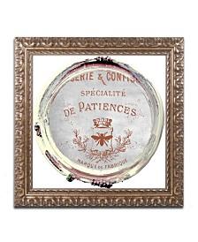 """Color Bakery 'Paris in Frames 2' Ornate Framed Art - 16"""" x 16"""""""