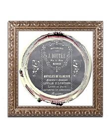 """Color Bakery 'Paris in Frames 8' Ornate Framed Art - 16"""" x 16"""""""