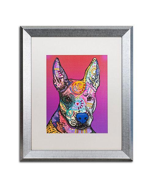 "Trademark Global Dean Russo 'Annabelle Custom 003' Matted Framed Art - 16"" x 20"""