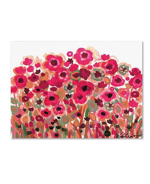 "Trademark Global Natasha Wescoat '003' Canvas Art - 24"" x 32"""