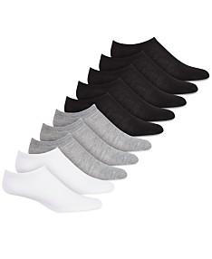 7a6ebbfb0ead2 Hue Women's 10 Pack No-Show Sport Socks