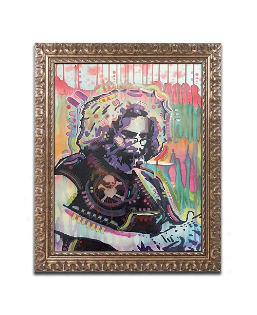 "Trademark Global Dean Russo 'Jerry 2' Ornate Framed Art - 16"" x 20"""