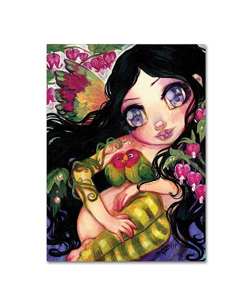 "Trademark Global Natasha Wescoat 'Love Is In The Air' Canvas Art - 18"" x 24"""