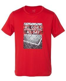 Ideology Big Boys Goals-Print T-Shirt, Created for Macy's