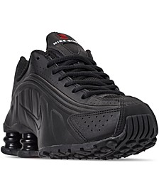 Women's Shox R4 Casual Sneakers from Finish Line