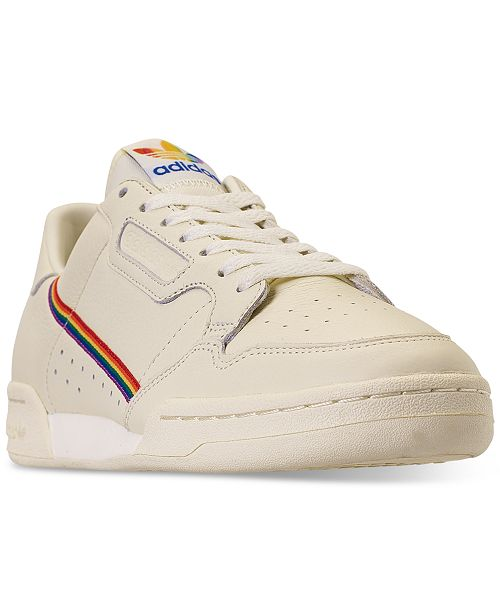 Men's Originals Continental 80 Pride Casual Sneakers from Finish Line
