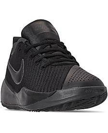 Big Boys' Team Hustle Quick 2 Basketball Sneakers from Finish Line