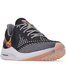 Women's Air Zoom Winflo 6 SE Running Sneakers from Finish Line