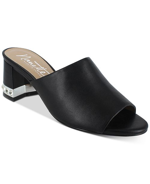 Nanette Lepore Nanette by Dani Mules, Created for Macy's
