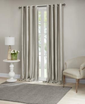 "Image of Aria Window Panel Ivory 108"""