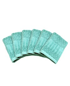 DKNY Highline 6-Pack Washcloth Set