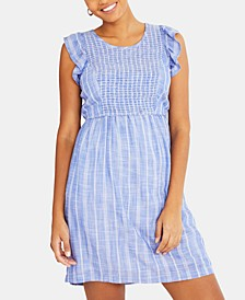 Tiered Nursing Dress