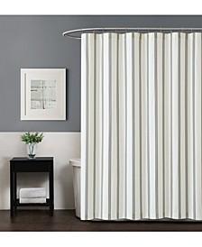 Millennial Stripe Shower Curtain