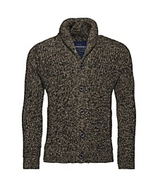 Men's Jacob Shawl Collar Sweater