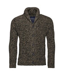 Superdry Men's Jacob Shawl Collar Sweater
