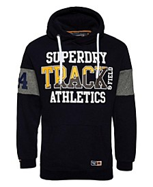 Men's Super Track Oversized Hoodie